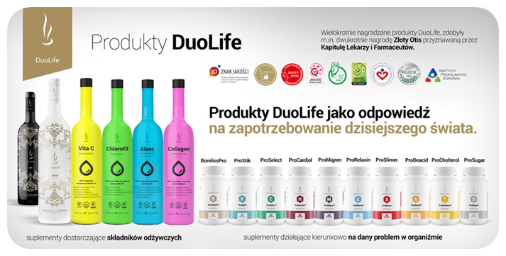 duo life produkty